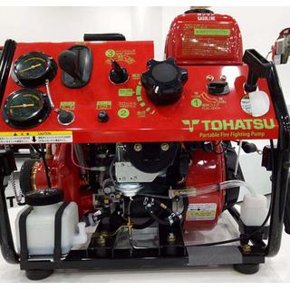 手抬機動消防泵組